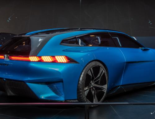 Concept car Peugeot Instinct